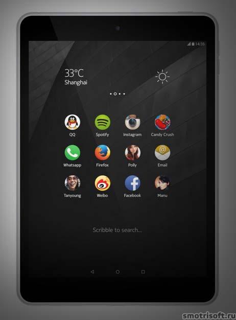 Nokia N1 Планшет (6)