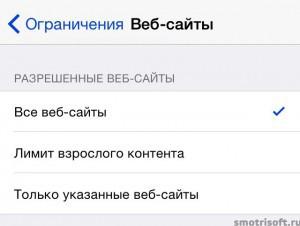 Как заблокировать вконтакте на айфоне (5)