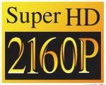 super hd 2160p