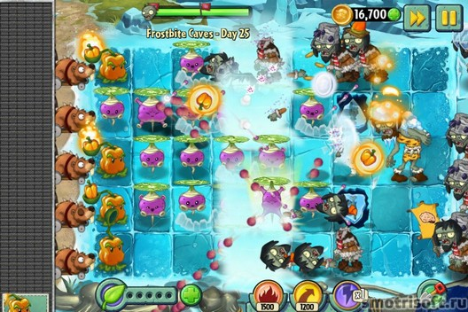 Что нового в обновлении Plants Vs Zombies 2 3.3 (2)