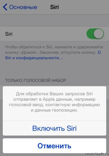 Siri заговорила по-русски (3)