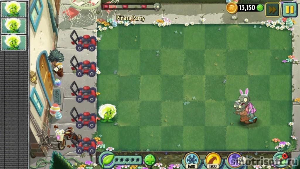 Обновление Plants Vs Zombies 2 24.03 (5)