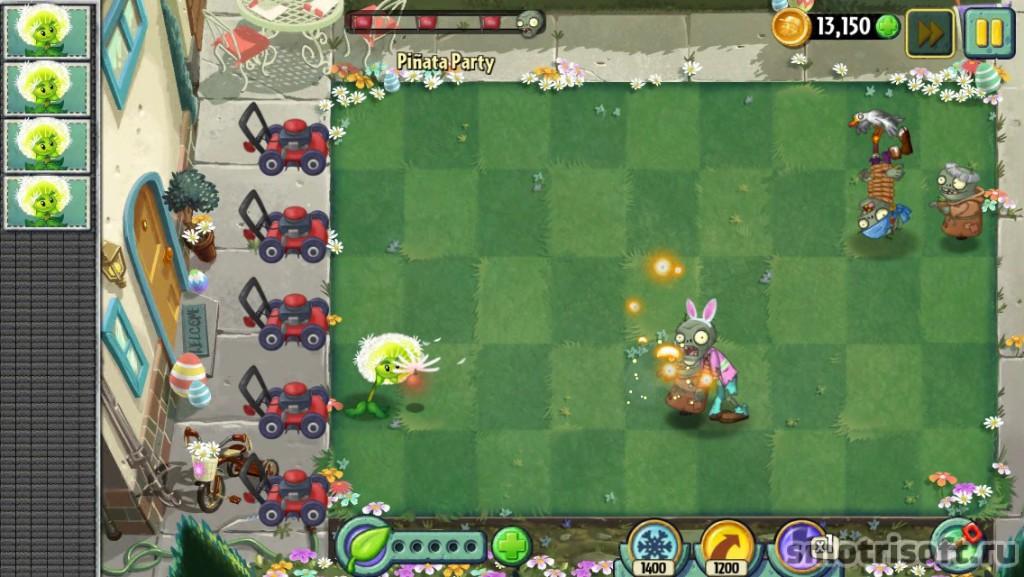 Обновление Plants Vs Zombies 2 24.03 (7)