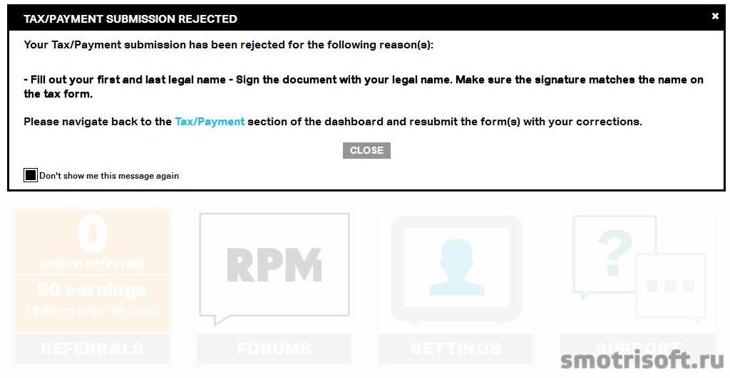 Youtube - Партнерка Maker Studios (RPM) (45) Не приняли почему-то