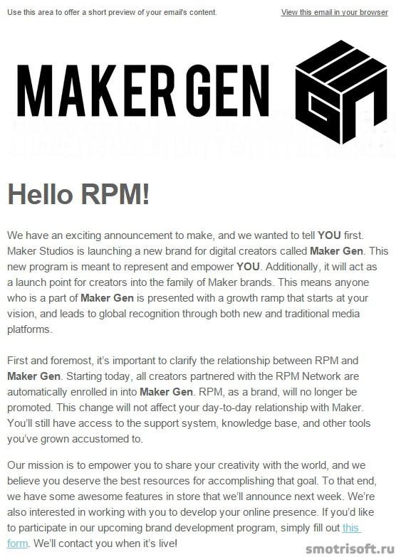 Что за партнерка Maker Studios 7 (2)