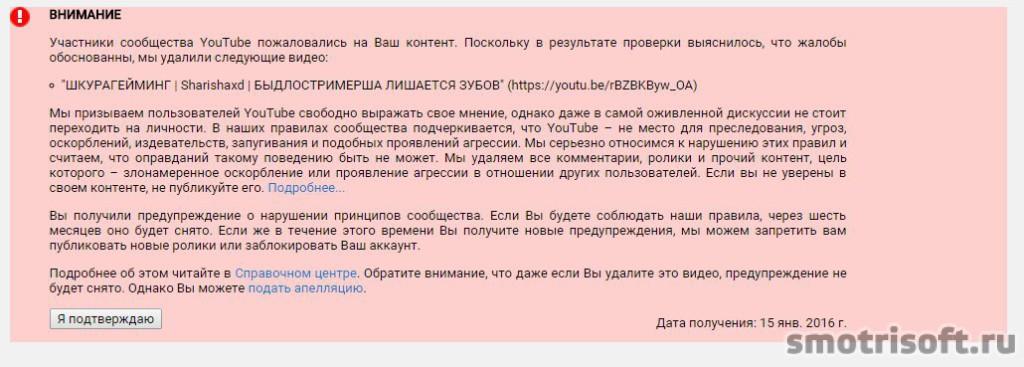 YouTube Нарушения-2016-01 (4)