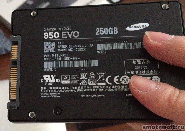 Как поменять жесткий диск на SSD. Полный разбор (4)