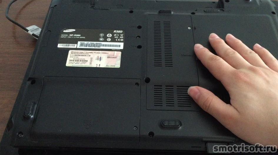 Как поменять жесткий диск на SSD. Полный разбор (5)