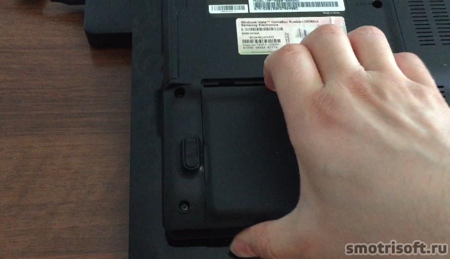Как поменять жесткий диск на SSD. Полный разбор (7)