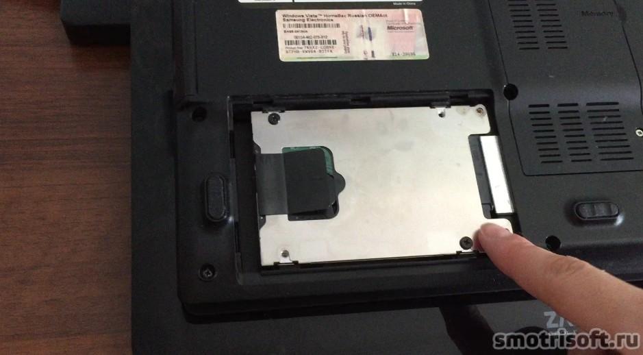 Как поменять жесткий диск на SSD. Полный разбор (9)