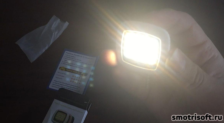Светодиодная лампа для съемки со смартфона (1)